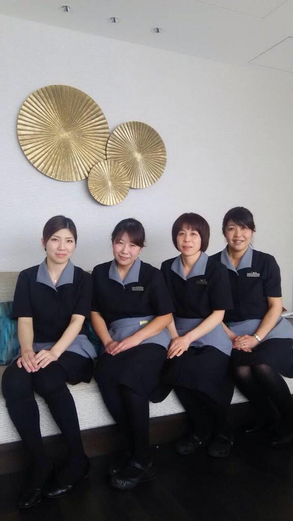 嵐山の最高級ホテルでのルームメイクスタッフ大募集